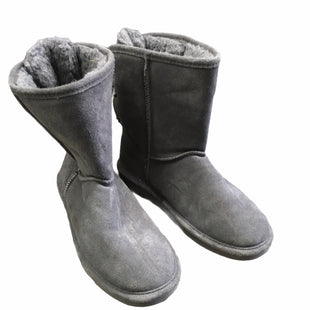 Primary Photo - BRAND: BEARPAW STYLE: BOOTS ANKLE COLOR: GREY SIZE: 10 SKU: 283-28388-20028