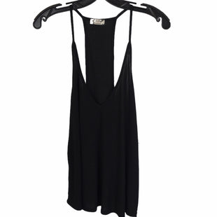 Primary Photo - BRAND: FREE PEOPLE STYLE: TOP SLEEVELESS BASIC COLOR: BLACK SIZE: S SKU: 283-28388-25335