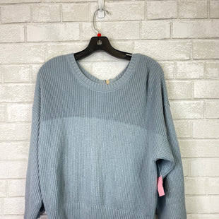 Primary Photo - BRAND: CABI STYLE: SWEATER LIGHTWEIGHT COLOR: BLUE SIZE: M SKU: 283-283135-2766