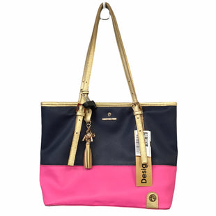 Primary Photo - BRAND: SPARTINA STYLE: HANDBAG DESIGNER COLOR: NAVY SIZE: MEDIUM OTHER INFO: AS IS SKU: 283-283149-7381