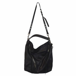 Primary Photo - BRAND: REBECCA MINKOFF STYLE: HANDBAG DESIGNER COLOR: BLACK SIZE: LARGE OTHER INFO: AS IS SKU: 283-283133-16915