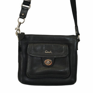Primary Photo - BRAND: COACH STYLE: HANDBAG DESIGNER COLOR: BLACK SIZE: SMALL OTHER INFO: AS IS SKU: 283-28388-23715
