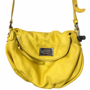 Primary Photo - BRAND: MARC BY MARC JACOBS STYLE: HANDBAG DESIGNER COLOR: YELLOW SIZE: MEDIUM OTHER INFO: AS IS SKU: 283-28388-27439