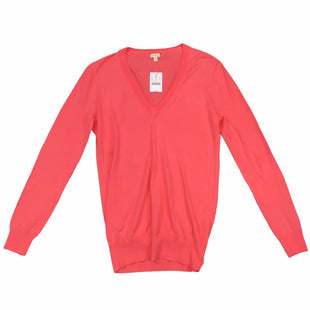 Primary Photo - BRAND: J CREW STYLE: TOP LONG SLEEVE COLOR: CORAL SIZE: S SKU: 283-283134-8662