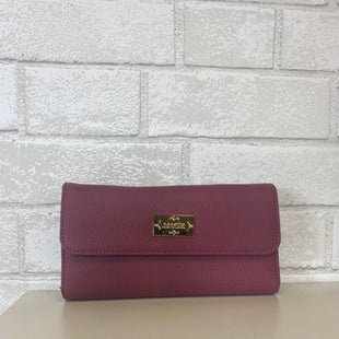 Primary Photo - BRAND: NANETTE LEPORE STYLE: WALLET COLOR: PLUM SIZE: LARGE SKU: 283-28389-43137