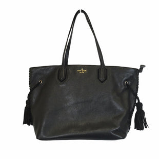 Primary Photo - BRAND: KATE SPADE STYLE: HANDBAG DESIGNER COLOR: BLACK SIZE: LARGE OTHER INFO: AS IS SKU: 283-283133-16331