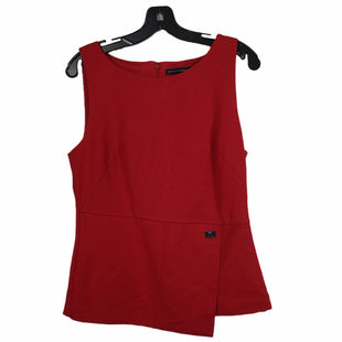 Primary Photo - BRAND: WHITE HOUSE BLACK MARKET STYLE: TOP SLEEVELESS COLOR: RED SIZE: M SKU: 283-283149-9798