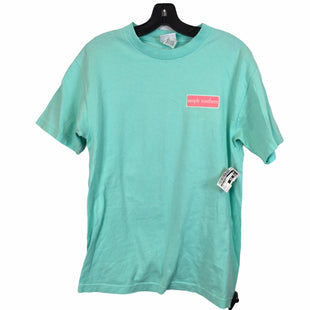Primary Photo - BRAND: SIMPLY SOUTHERN STYLE: TOP SHORT SLEEVE BASIC COLOR: MINT SIZE: M SKU: 283-283149-7342