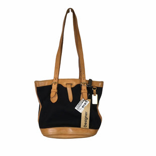 Primary Photo - BRAND: DOONEY AND BOURKE STYLE: HANDBAG DESIGNER COLOR: BLACK SIZE: MEDIUM OTHER INFO: AS IS SKU: 283-28388-20071