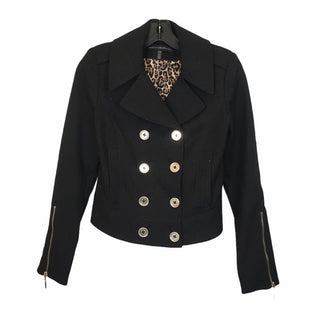 Primary Photo - BRAND: WHITE HOUSE BLACK MARKET STYLE: BLAZER JACKET COLOR: BLACK SIZE: XXS SKU: 283-283149-7524