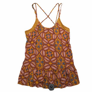 Primary Photo - BRAND: MELROSE AND MARKET STYLE: TOP SLEEVELESS COLOR: MUSTARD SIZE: M SKU: 283-28388-28113