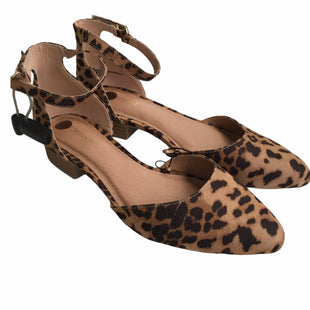 Primary Photo - BRAND: LANE BRYANT STYLE: SHOES LOW HEEL COLOR: ANIMAL PRINT SIZE: 10 SKU: 283-28388-27708