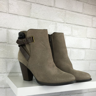 Primary Photo - BRAND:    CLOTHES MENTOR STYLE: BOOTS ANKLE COLOR: BROWN SIZE: 8 OTHER INFO: ITS K - AS IS SKU: 283-28388-13735