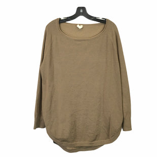 Primary Photo - BRAND: WISHLIST STYLE: SWEATER LIGHTWEIGHT COLOR: BROWN SIZE: M SKU: 283-283149-7038