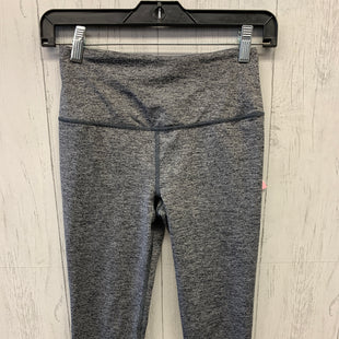 Primary Photo - BRAND: VICTORIAS SECRET STYLE: ATHLETIC CAPRIS COLOR: GREY SIZE: XS SKU: 283-283134-6620