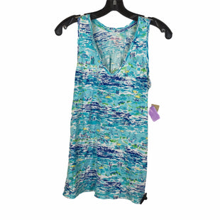 Primary Photo - BRAND: LILLY PULITZER STYLE: TOP DESIGNER COLOR: BLUE SIZE: S SKU: 283-28388-27858