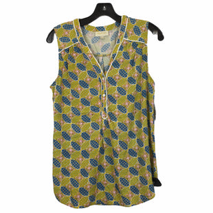 Primary Photo - BRAND: MODCLOTH STYLE: TOP SLEEVELESS COLOR: YELLOW SIZE: L SKU: 283-28388-27838