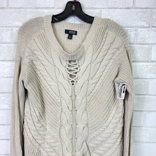 Primary Photo - BRAND: ANA STYLE: SWEATER LIGHTWEIGHT COLOR: CREAM SIZE: M SKU: 283-283149-3770