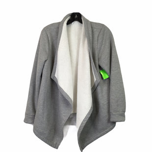 Primary Photo - BRAND: OLD NAVY STYLE: ATHLETIC JACKET COLOR: GREY SIZE: M SKU: 283-283145-2183