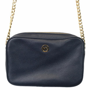 Primary Photo - BRAND: MICHAEL KORS STYLE: HANDBAG DESIGNER COLOR: NAVY SIZE: SMALL OTHER INFO: AS IS SKU: 283-28388-20403