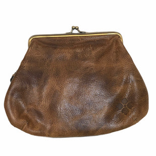 Primary Photo - BRAND: PATRICIA NASH STYLE: WRISTLET COLOR: BROWN OTHER INFO: AS IS SKU: 283-283133-17086