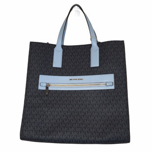 Primary Photo - BRAND: MICHAEL KORS STYLE: HANDBAG DESIGNER COLOR: BLUE SIZE: MEDIUM OTHER INFO: AS IS SKU: 283-28388-28592