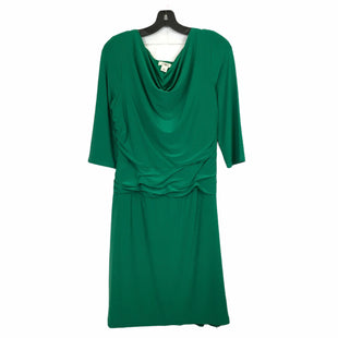 Primary Photo - BRAND: CATO STYLE: DRESS SHORT SHORT SLEEVE COLOR: GREEN SIZE: 16 OTHER INFO: XL SKU: 283-283124-18237