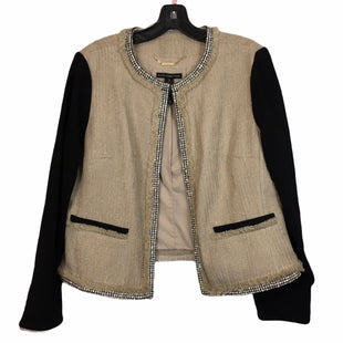 Primary Photo - BRAND: CHICOS STYLE: JACKET OUTDOOR COLOR: BLACK SIZE: M SKU: 283-28388-20066