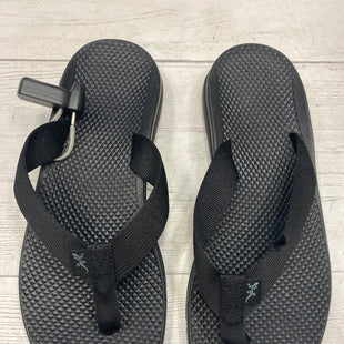 Primary Photo - BRAND: CHACOS STYLE: SANDALS FLAT COLOR: BLACK SIZE: 10 SKU: 283-283134-6888