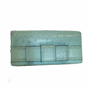 Primary Photo - BRAND: KATE SPADE STYLE: WALLET COLOR: TEAL SIZE: LARGE OTHER INFO: AS IS SKU: 283-283148-36