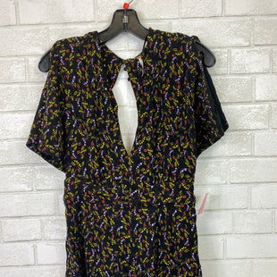 Primary Photo - BRAND: FREE PEOPLE STYLE: DRESS SHORT SHORT SLEEVE COLOR: BLACK SIZE: S SKU: 283-283124-20080