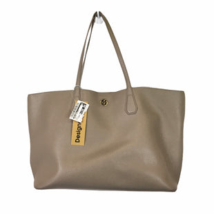 Primary Photo - BRAND: TORY BURCH STYLE: HANDBAG DESIGNER COLOR: TAN SIZE: LARGE OTHER INFO: AS IS SKU: 283-28388-20264