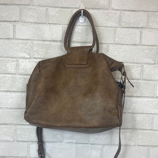 Primary Photo - BRAND:    CLOTHES MENTOR STYLE: HANDBAG COLOR: BROWN SIZE: MEDIUM OTHER INFO: ANTIK KRAFT - SKU: 283-283133-14519