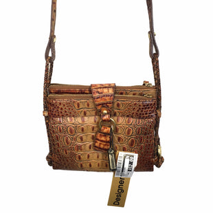 Primary Photo - BRAND: BRAHMIN STYLE: HANDBAG DESIGNER COLOR: BROWN SIZE: SMALL OTHER INFO: AS IS SKU: 283-283133-16757