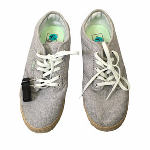 Primary Photo - BRAND: VANS STYLE: SHOES FLATS COLOR: GREY SIZE: 7.5 SKU: 283-28389-43625
