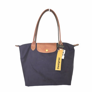 Primary Photo - BRAND: LONGCHAMP STYLE: HANDBAG DESIGNER COLOR: PURPLE SIZE: MEDIUM OTHER INFO: AS IS SKU: 283-283149-8183