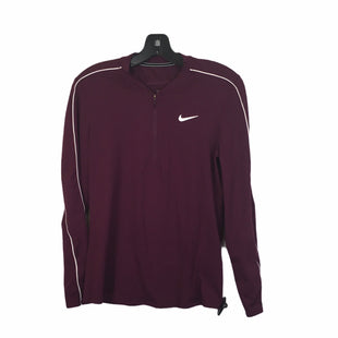 Primary Photo - BRAND: NIKE APPAREL STYLE: ATHLETIC TOP COLOR: PURPLE SIZE: S SKU: 283-28388-25883