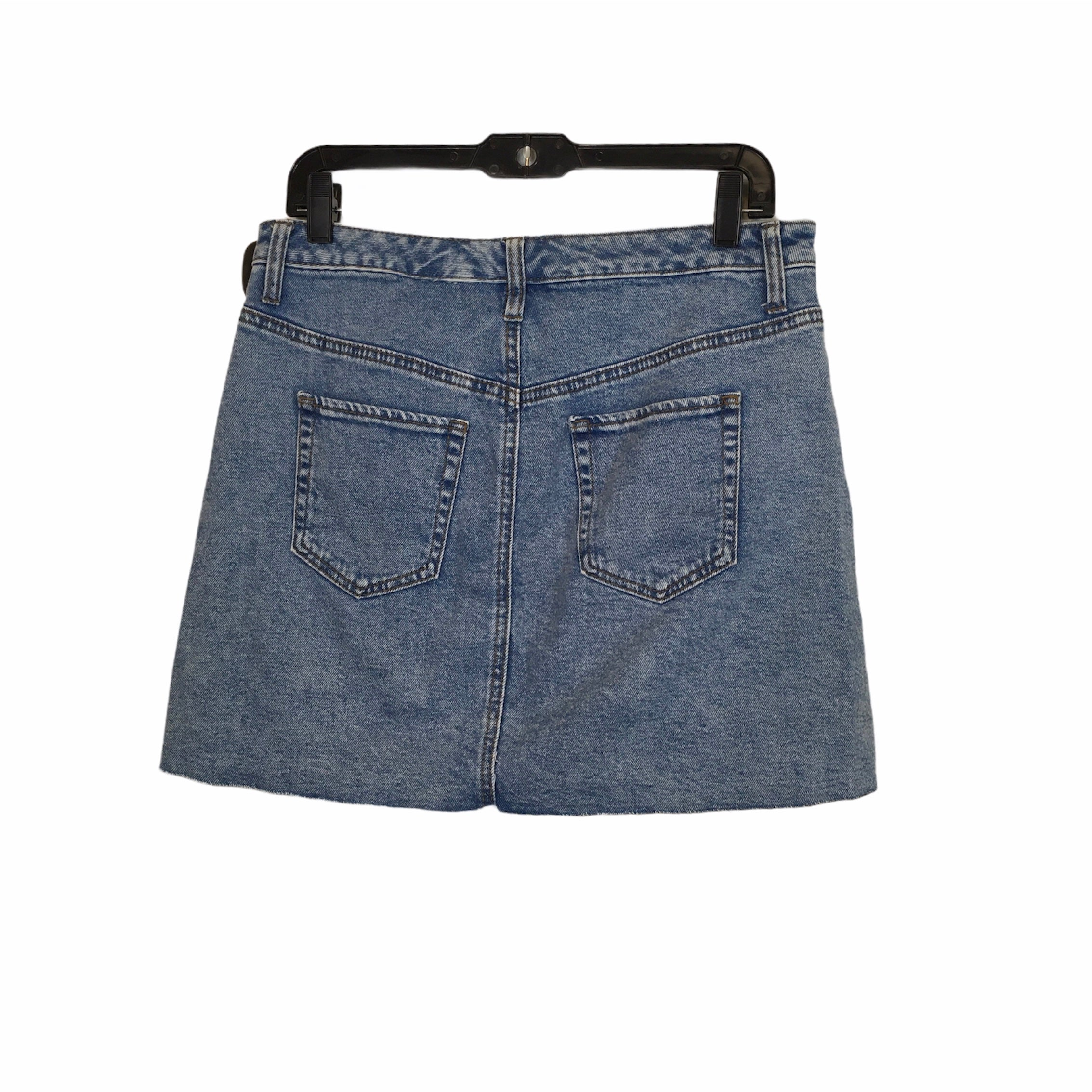 Photo #1 - BRAND: WILD FABLE <BR>STYLE: SKIRT <BR>COLOR: DENIM <BR>SIZE: 12 <BR>SKU: 283-28388-22356