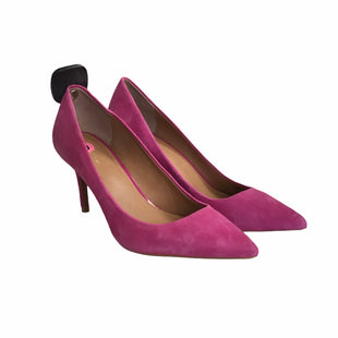 Primary Photo - BRAND: CALVIN KLEIN STYLE: SHOES LOW HEEL COLOR: PINK SIZE: 9 OTHER INFO: AS IS SKU: 283-28388-26319