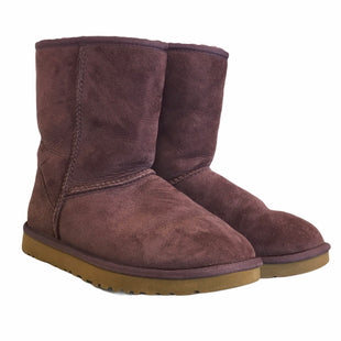 Primary Photo - BRAND: UGG STYLE: BOOTS DESIGNER COLOR: PURPLE SIZE: 7 OTHER INFO: AS IS SKU: 283-283149-8121