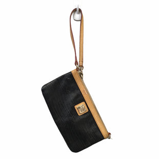 Primary Photo - BRAND: DOONEY AND BOURKE STYLE: WRISTLET COLOR: BLACK OTHER INFO: AS IS SKU: 283-283149-9220
