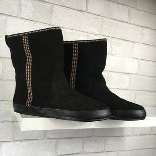 Primary Photo - BRAND: GAP STYLE: BOOTS ANKLE COLOR: BLACK SIZE: 9 OTHER INFO: AS IS SKU: 283-283135-3419