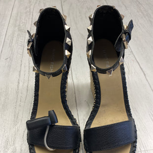 Primary Photo - BRAND: MARC FISHER STYLE: SANDALS HIGH COLOR: BLACK SIZE: 7 OTHER INFO: AS IS SKU: 283-283124-19295