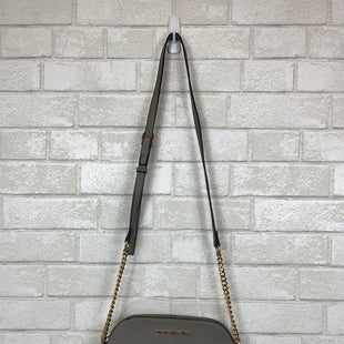 Primary Photo - BRAND: MICHAEL KORS STYLE: HANDBAG DESIGNER COLOR: GREY SIZE: SMALL OTHER INFO: AS IS SKU: 283-283145-1595