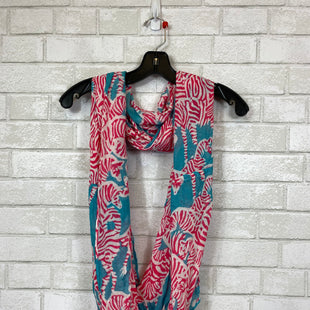 Primary Photo - BRAND: LILLY PULITZER STYLE: SCARF COLOR: BLUE OTHER INFO: AS IS SKU: 283-283124-20412