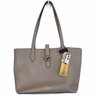 Primary Photo - BRAND: KATE SPADE STYLE: HANDBAG DESIGNER COLOR: GREY SIZE: MEDIUM OTHER INFO: AS IS SKU: 283-28388-26730