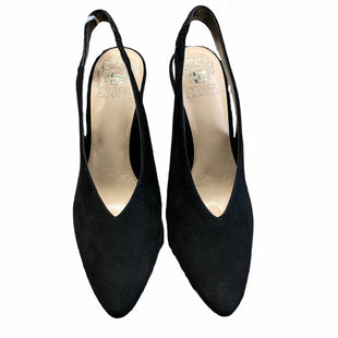 Primary Photo - BRAND: VINCE CAMUTO STYLE: SHOES LOW HEEL COLOR: BLACK SIZE: 7.5 SKU: 283-283149-8190