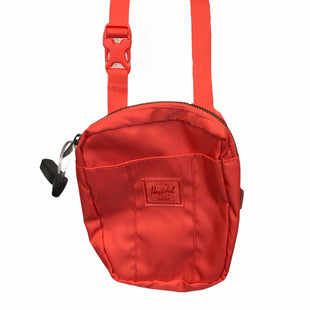 Primary Photo - BRAND:    HERSCHEL  STYLE: ACCESSORY TAG COLOR: CORAL OTHER INFO: HERSCHEL - FANNY PACK SKU: 283-283133-16130