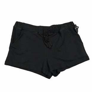 Primary Photo - BRAND:    CLOTHES MENTOR STYLE: ATHLETIC SHORTS COLOR: BLACK SIZE: S SKU: 283-283124-22598