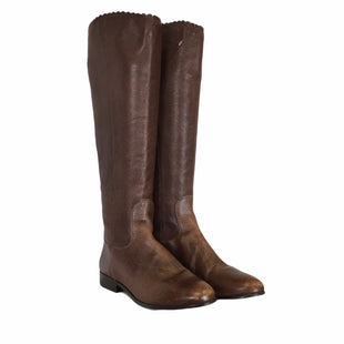 Primary Photo - BRAND: JACK ROGERS STYLE: BOOTS DESIGNER COLOR: BROWN SIZE: 7.5 OTHER INFO: AS IS SKU: 283-283133-16034